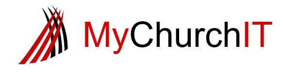 MyChurch IT